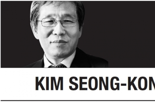 [Kim Seong-kon] We should admit English is everywhere these days
