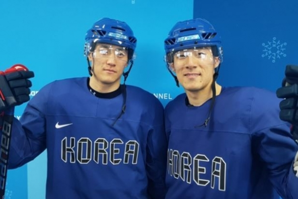 [PyeongChang 2018] Brothers on men's hockey team hoping to combine for 1st Olympic goal