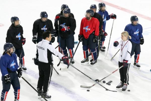 [PyeongChang 2018] NK forward back in lineup for joint hockey team vs. Japan