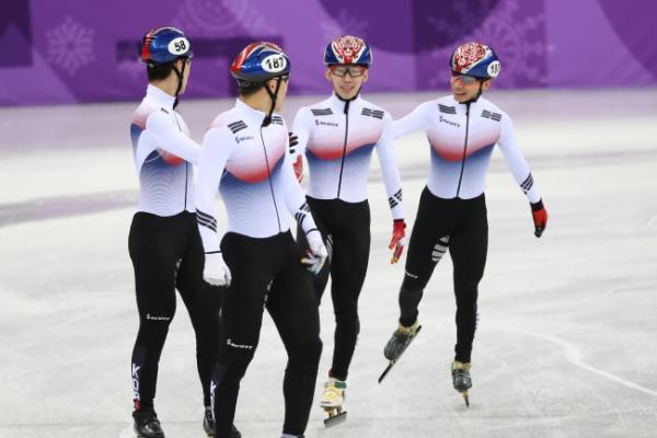 [PyeongChang 2018] S. Korea to take crack at two short track titles
