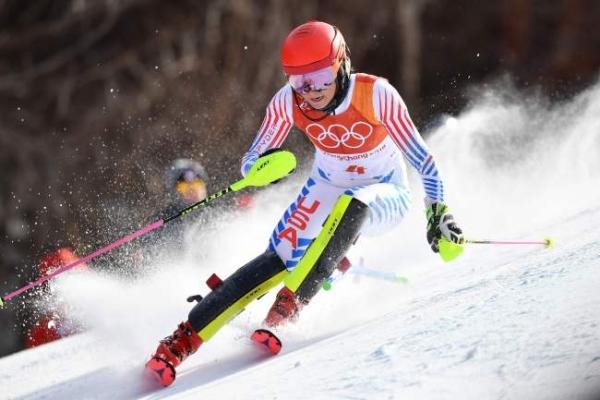 [PyeongChang 2018] Vomiting Shiffrin complains of 'virus' at Olympic slalom