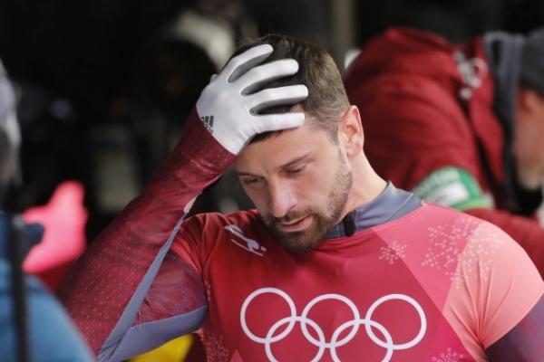 [PyeongChang 2018] Skeleton world champion Dukurs 'not happy' with no medal in PyeongChang