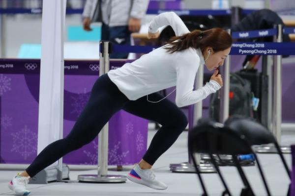 [PyeongChang 2018] Speedskater Lee Sang-hwa goes for gold Sunday