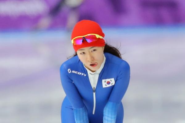 [Photo News] Lee Sang-hwa to take crack at 3rd gold