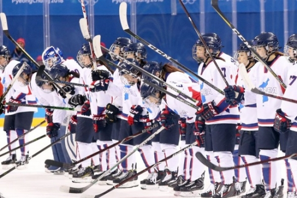 [PyeongChang 2018] Unified Korean hockey team rounds into form with time running out