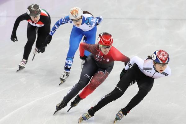 [PyeongChang 2018] S. Korea eyes gold in 3,000m women's short track relay finals