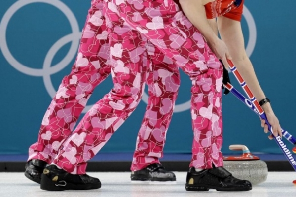 [PyeongChang 2018] Norway's curling team sweeps in 'crazy' style