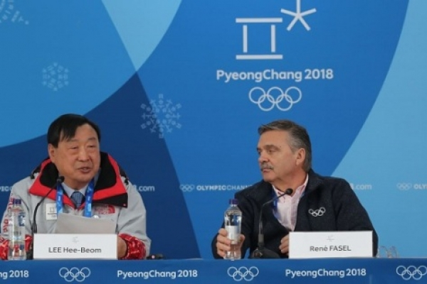 [PyeongChang 2018] World hockey body to consider keeping joint Korean team for next Olympics