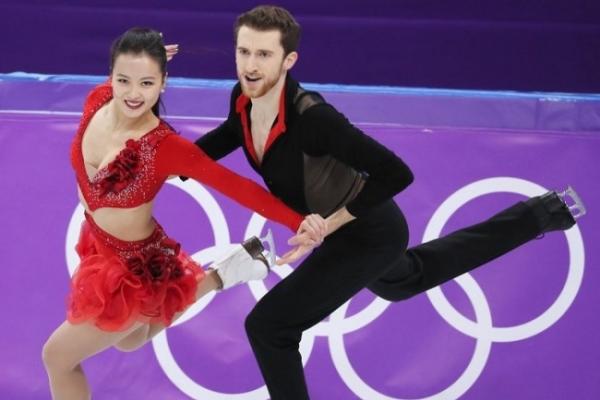 [PyeongChang 2018] Korea's ice dance team places 16th in short dance