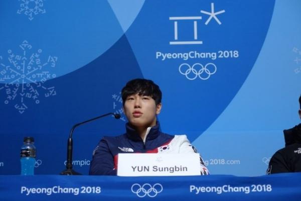 [PyeongChang 2018] 'Iron Man' Yun Sung-bin aims another gold in World Championships