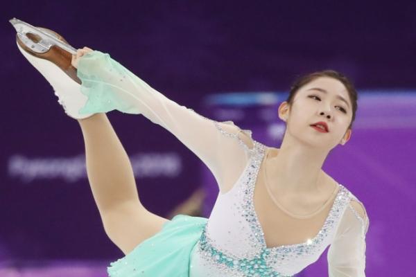 [PyeongChang 2018] Korea's figure skater Choi Da-bin places 8th in short program