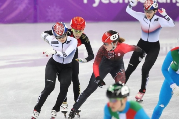 [PyeongChang 2018] Chinese fans slam Koreans over speedskating penalty