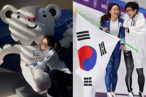 [PyeongChang 2018] Speedskating empress Lee Sang-hwa emotional after 'unforgettable' experience