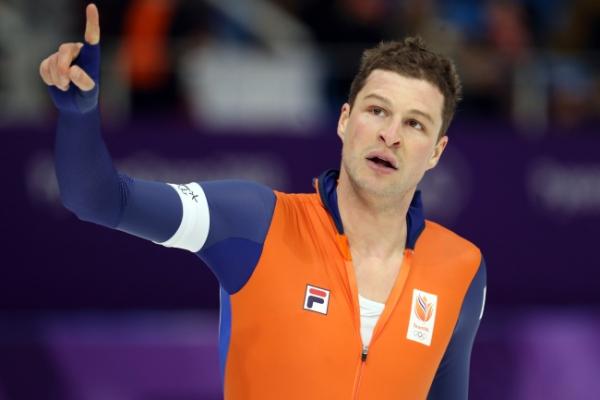 [PyeongChang 2018] Dutch skating star Sven Kramer set to race mass start against Lee Seung-hoon