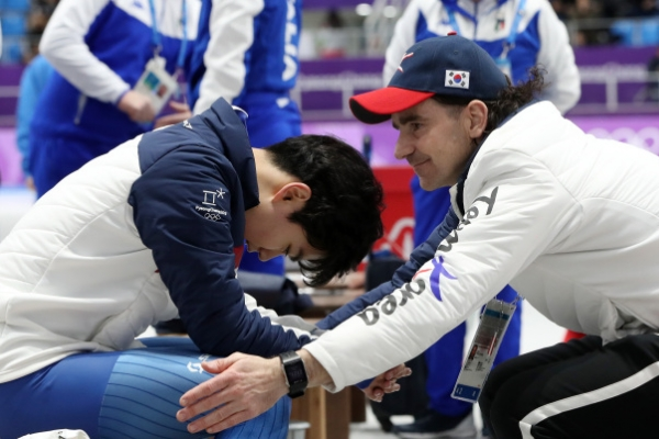 [PyeongChang 2018] Hidden faces: coaches behind Korea's Olympics success