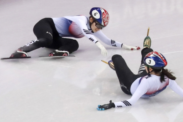 [PyeongChang 2018] S. Korea's Choi Min-jeong finishes fourth in women's 1,000m short track
