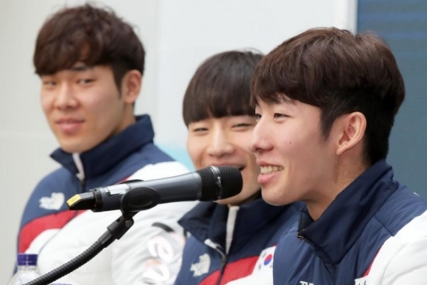 [PyeongChang 2018] 1st Olympics provide huge learning experience for young short trackers