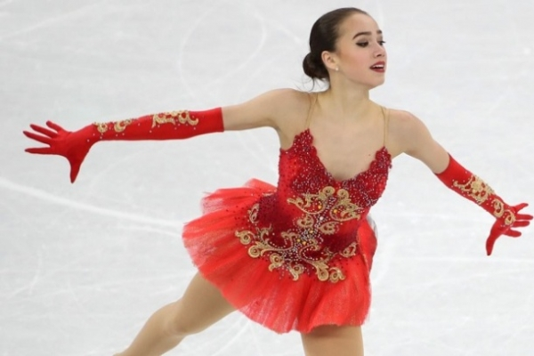 [PyeongChang 2018] Russians get 1st gold thanks to 15-year-old Zagitova