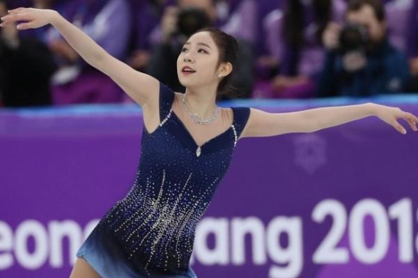 [PyeongChang 2018] Korea's Choi Da-bin finishes 7th at ladies' singles figure skating