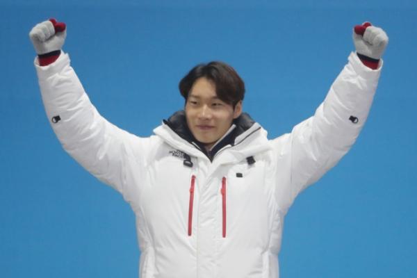 [PyeongChang 2018] Moon congratulates S. Korean Olympic medalists