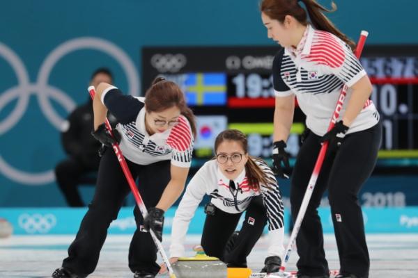 [PyeongChang 2018] 'Garlic Girls' sweep Korea with curling sensation