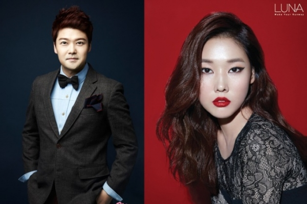 TV entertainer Jun Hyun-moo, model Han Hye-jin confirm relationship