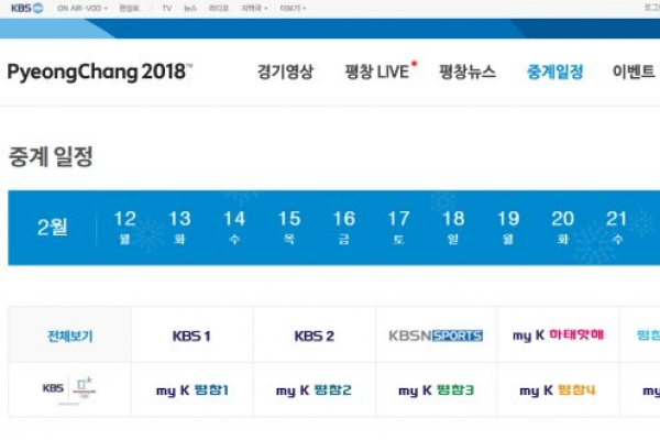 [PyeongChang 2018] Host country offers far less TV coverage of Paralympics