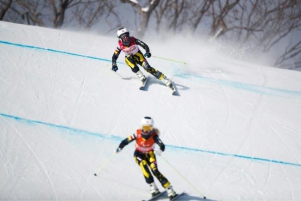 [PyeongChang 2018] Slovakia's Farkasova wins first gold of Winter Paralympics