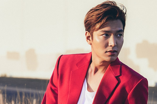 Actor Lee Min-ho to start army basic training