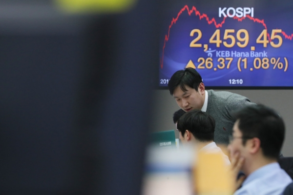 Stock rallies selective in inter-Korean thaw
