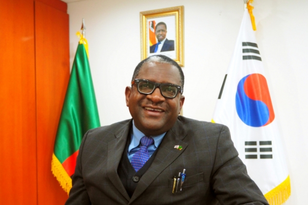 [Herald Interview] 'Zambia, land of peace, stability and investment opportunities'