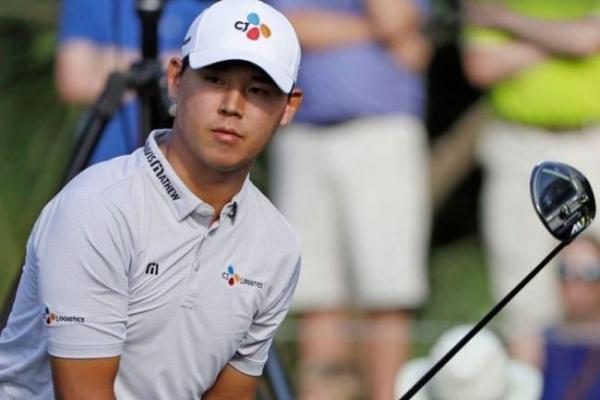 Korean Kim Si-woo hoping to make PGA Tour history at flagship event