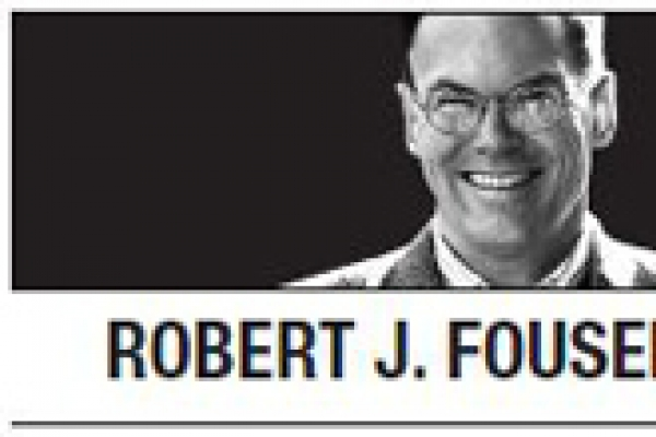 [Robert J. Fouser] The breakthrough NK summits