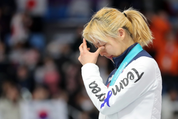 [PyeongChang 2018] Speed skater hospitalized for psychological treatment after PyeongChang Olympics