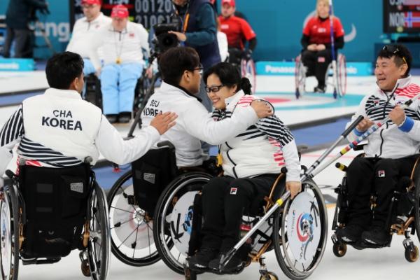 [PyeongChang 2018] S. Korea reaches wheelchair curling semifinals at PyeongChang Paralympics