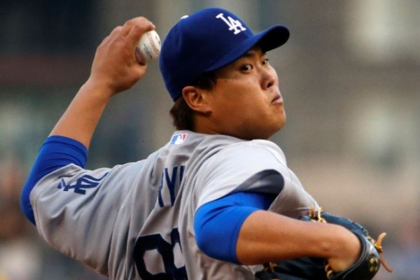 Dodgers' Ryu Hyun-jin to open season as 5th starter