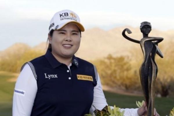 Park In-bee cracks top 10 in women's golf rankings after LPGA win