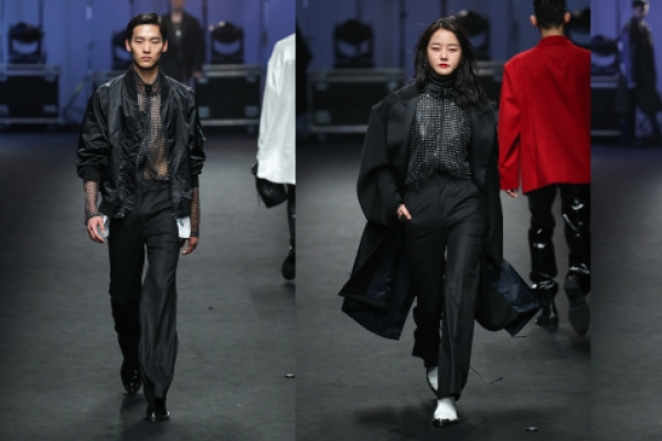 Day 2 of Seoul Fashion Week
