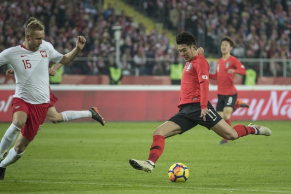 Son Heung-min says S. Korea need better efforts for World Cup