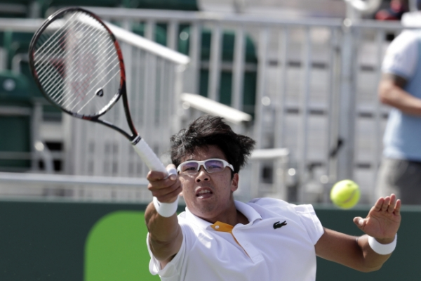 Top-20 ranking in sight for Chung Hyeon after 6th straight ATP quarters