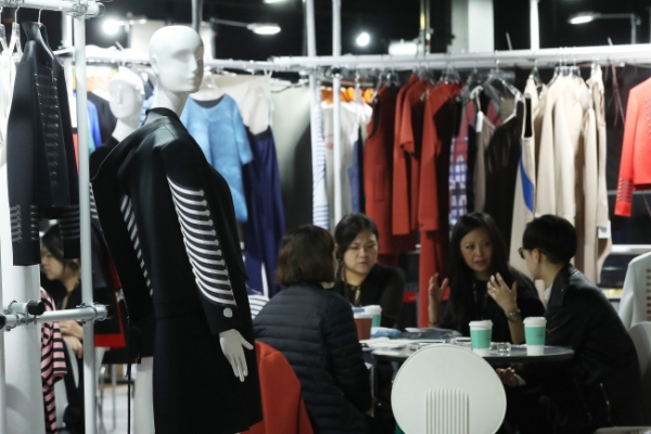 Direct sales of Korean fashion products to Japan surge