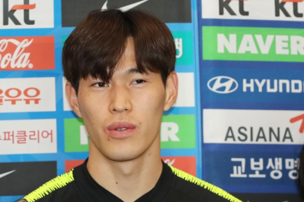 With his 1st int'l goal, S. Korean midfielder eyes World Cup selection