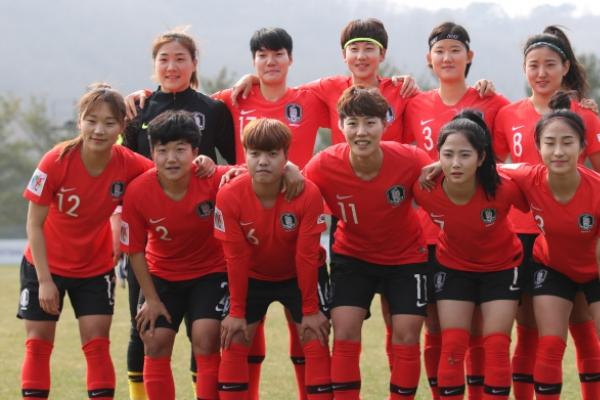 Korea open Women's Asian Cup with 0-0 draw vs. Australia