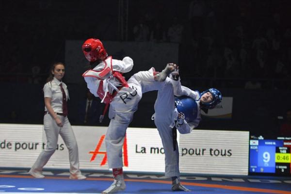 Korea taekwondo earns 5 spots at Youth Olympic Games