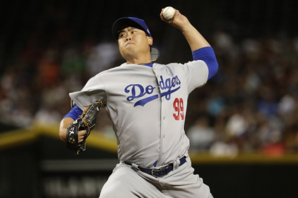 Dodgers' Ryu Hyun-jin has start pushed up due to teammate's illness