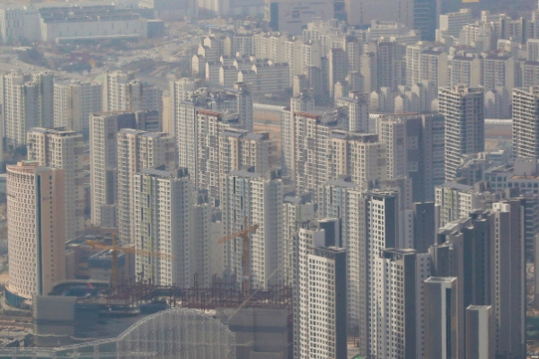 16 pct of Seoul apartments traded over W900m in Q1