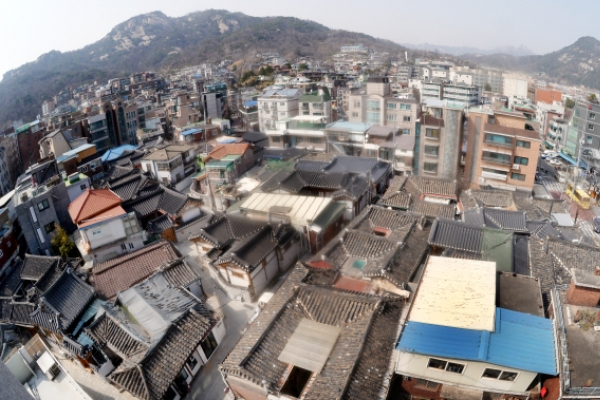 [Eye Plus] Travel back in time in Seochon