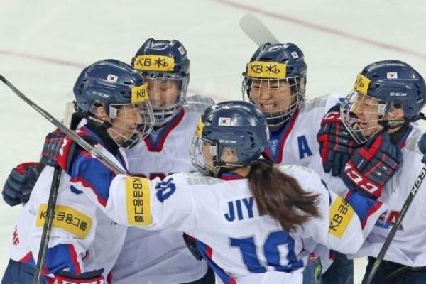 S. Korea finishes 2nd in women's hockey worlds