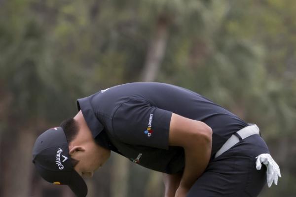 S. Korean Kim Si-woo loses PGA tournament in playoff
