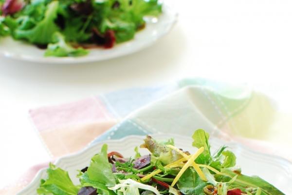 [Home Cooking] Tofu salad